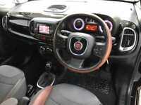 2014 64 FIAT 500L 1.2 MULTIJET TREKKING DUALOGIC 5D 85 BHP DIESEL