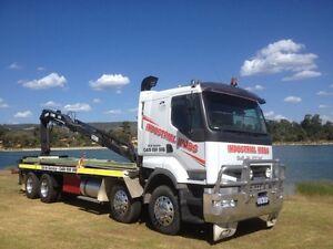 industrial hiabs Perth Region Preview