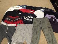Mens clothes bundle, size large