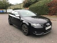 2007 audi s3 2.0tfsi Manual 99k Hpi clear cheap car not golf A3 tdi leon