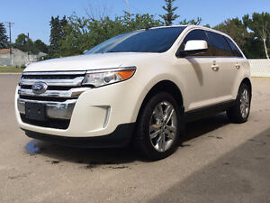 2011 Ford Edge LIMITED HEAD REST DVD