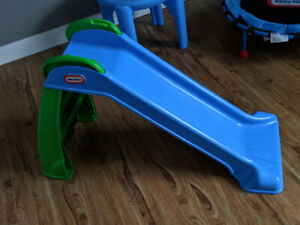 Little Tikes First Slide – Blue/Gree