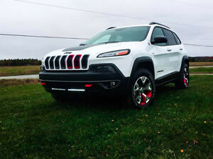 2016 Jeep Cherokee Trail Hawk VUS