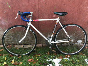 Brentwood vintage road bike with new chain and new brake system