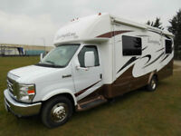 2008 Forest River Lexington GTS 255DS Twin Slide Out 4 Berth RV Motorhome