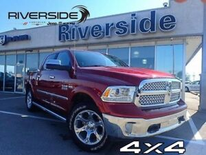 2015 Ram 1500 LARAMIE  - Leather Seats - Navigation - $234.48 B/