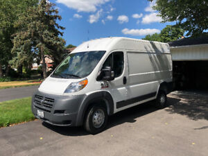 2018 Ram Promaster High Roof Other