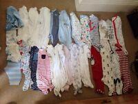 Baby boy 0-3 clothes