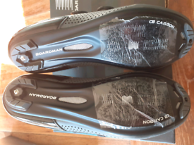 Boardman Carbon Cycle Shoes UK 6 EU 40 GREY