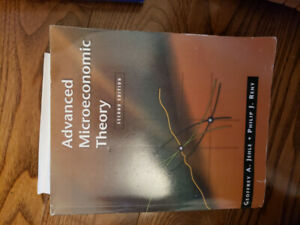 Sell-Advanced Microeconomic Theory-2nd ed by Reny&Geoffrey&Jehle