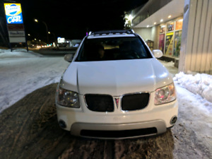 Pontiac torrent 2007, 217500 km. $3500