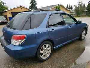 2007 SUBARU IMPREZA WAGON LIMITED EDITION