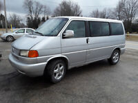 2002 Volkswagen EuroVan MV Minivan, Van London Ontario Preview