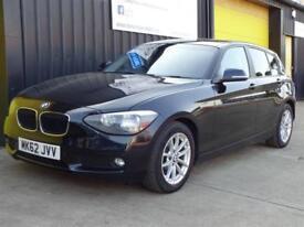 2012 (62) BMW 116d EfficientDynamics 5dr Diesel *£0 road tax (free)