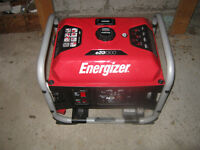 Energizer EZG1300: 1000W Gas-Powered Portable Generator -AS IS-