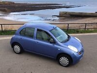 2003 03 Nissan Micra excellent condition throughout mot July 2017