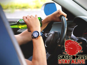 Car with Ignition Interlock. Use only Legal way for G2 test
