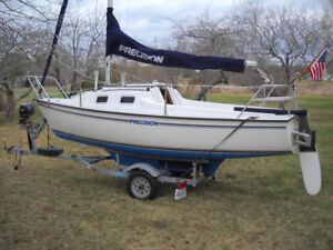 WANTED: PRECISION 18 DAYSAILER OR OTHER - GOOD CONDITION