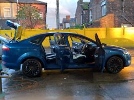 Ford mondeo TITANIUM X TDCI140