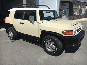 2008 Toyota FJ Cruiser AUTO SUV, OFF ROAD PACKAGE Crossover