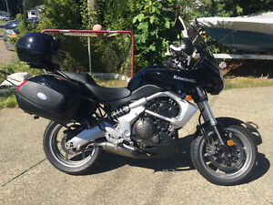Kawasaki Versys 650 - Perfect commuter/second bike