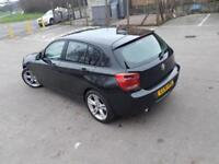 BMW 116D Sport Hatch 2012 £30 road tax Eff Dynamic Finance Available, HPI clear