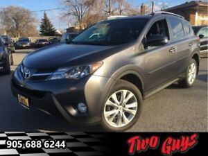 2013 Toyota RAV4 Limited  - Sunroof -  Heated Seats