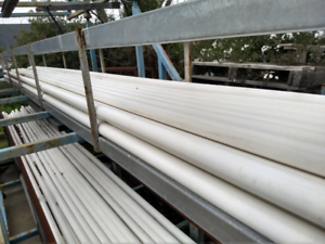 50mm PVC Pressure pipe PN12 6m lengths Riddells Creek Macedon Ranges Preview