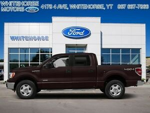 2014 Ford F-150 4X4-SUPERCREW XLT- 157 WB  - $233.89 B/W