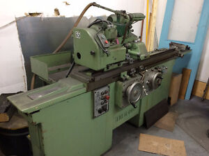 Rectifieuse cylindrique - cylindrical grinder Grisetti 1000