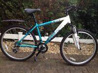 """Apollo Twilight ladies 17"""" mountain bike"""