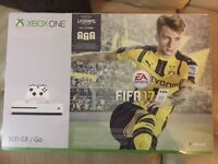 New Sealed Xbox One S 500gb With Or Without Fifa 17