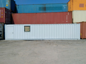 Container Office Mobile Office Conteneur Bureau de Chantier