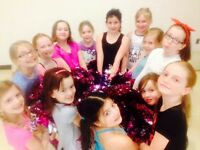 Dance & Cheer Lessons in St Thomas - Recreational & Competitive!