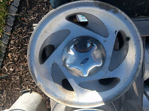 1997-2004 Ford F-150 17 inch wheels Moose Jaw Regina Area image 1