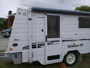 Goldstream RV Mini Caravan Geilston Bay Clarence Area Preview