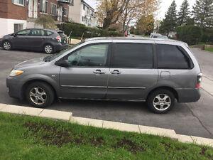 2005 Mazda MPV Minivan, Van