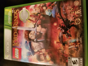 Lego the lord of the ring (xbox360 )