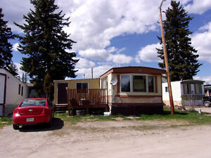 Mobile Home for rent in Rocky Mountain House