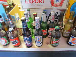 Vintage Beer Bottles Pop Bottles Memorabilia '70s Era + Peterborough Peterborough Area image 3