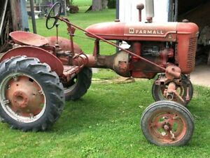International Harvester Farmall A