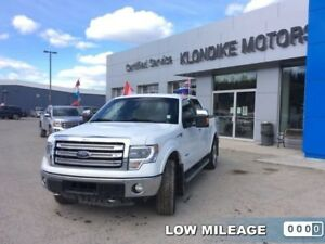 2014 Ford F-150 Lariat  3.5 Eco-Boost, Low Kilometers