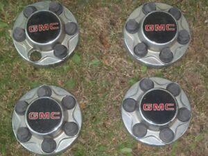 CHEV 4x4 CENTER CAPS