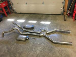 "MAGNAFLOW 3"" STAINLESS EXHAUST SYSTEM"