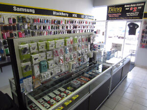 ALCATEL CASES AND ACCESSORIES - WE GOT THEM! Cambridge Kitchener Area image 5
