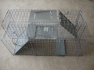 Catch and release live animal cage (2)