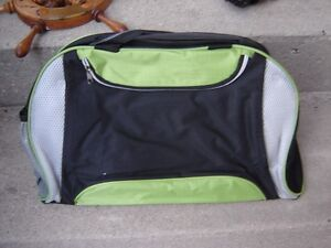 2 IDENTICAL NEW DUFFLE BAGS/LUGGAGE/SUITCASES