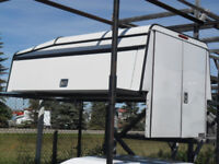 Used Long Box Leer Commercial Superduty Truck Service Canopy Calgary Alberta Preview