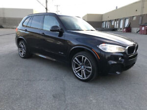 Bmw x5 2014 35i M package  **GARANTIE PROLONGÉE BMW 200 000 kms*