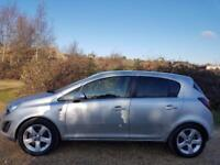 2011 Vauxhall Corsa 1.2 i 16v SXi 5dr